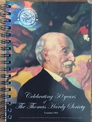 Thomas Hardy Spiral Note Book