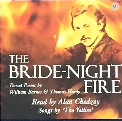 The Bride-Night Fire CD