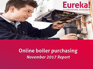 Online boiler purchasing - Eureka Moment
