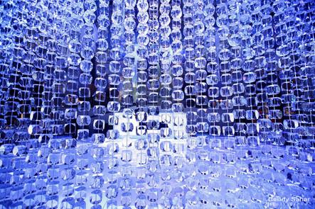 Ice curtains