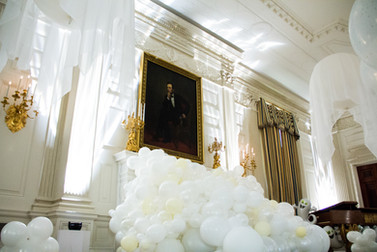Inflatables at the White House