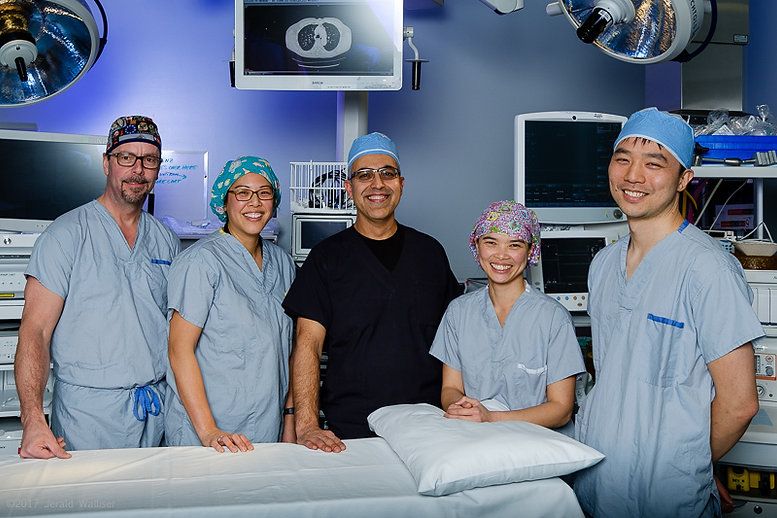 Surrey Thoracic Team