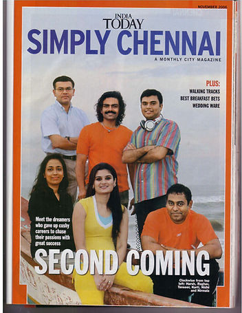 India Today _Cover Article _october 2006
