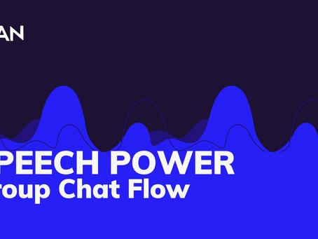 Speech Power Group Class Flow