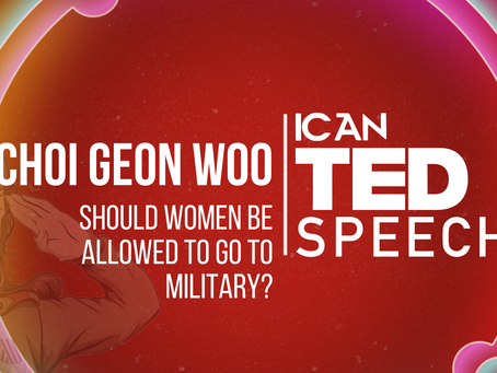 TED Speech | Choi Hyun Bin
