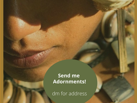 24 to 31 Joy: Adornments!