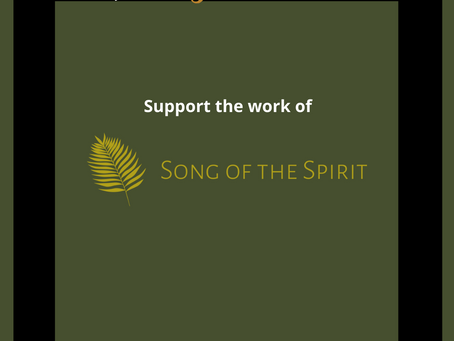 20 to 31 Communities : Song of the Spirit Institute
