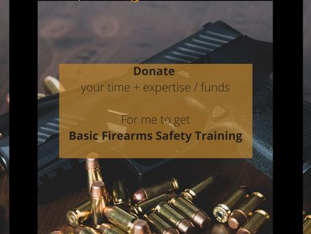 23 til 31 Work : Firearms Safety Training
