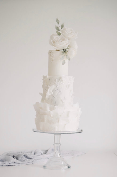 3 day Stone, wafer paper & and florals - 3rd to 5th February 2020