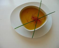 Kürbis-Ingwer-Süppchen