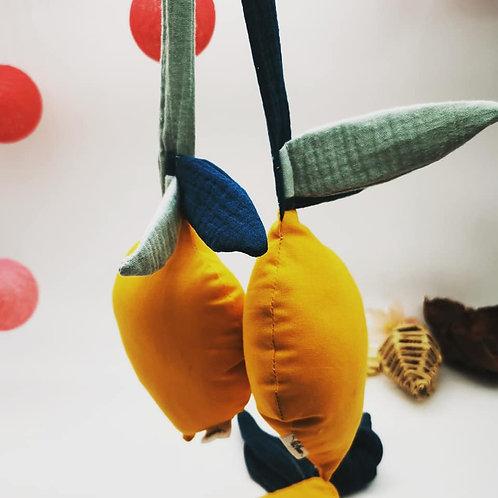 Hochet citron Spring - Summer