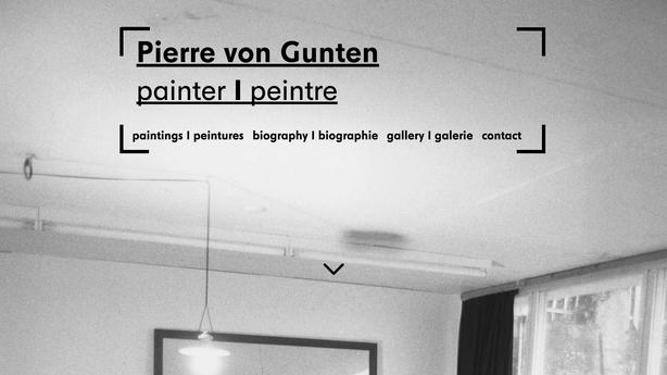 SITE INTERNET DE PIERRE VON GUNTEN