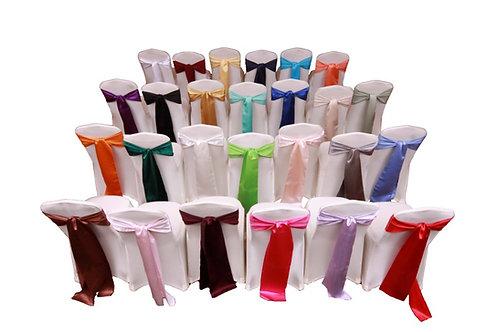 Bridal Satin Sashes (25+Colors)