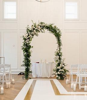 Economy Wedding Arch