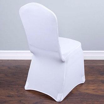 Spandex Banquet Chair Cover (White)
