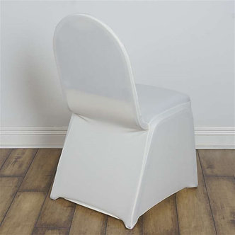 Spandex Banquet Chair Cover (Ivory)