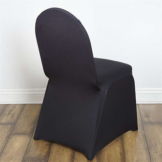 Spandex Banquet Chair Cover (Black)