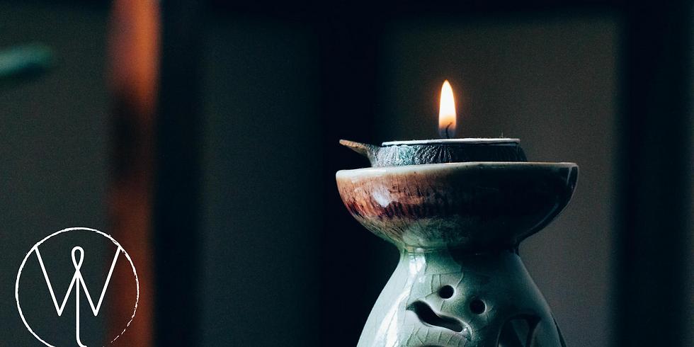 A Quiet Practice: a Yin Yoga retreat