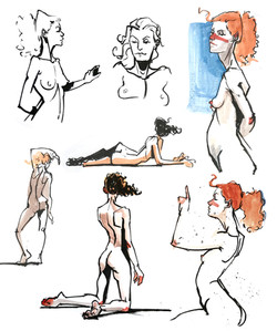 2 and 5 Minute Poses