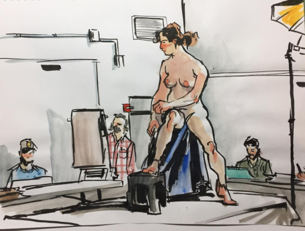 Life Drawing at Berkeley