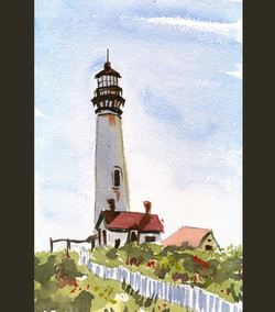 Pigeon Pt. Lighthouse