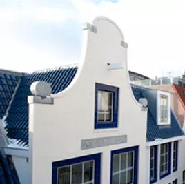 KLM-huisjes - Amsterdam