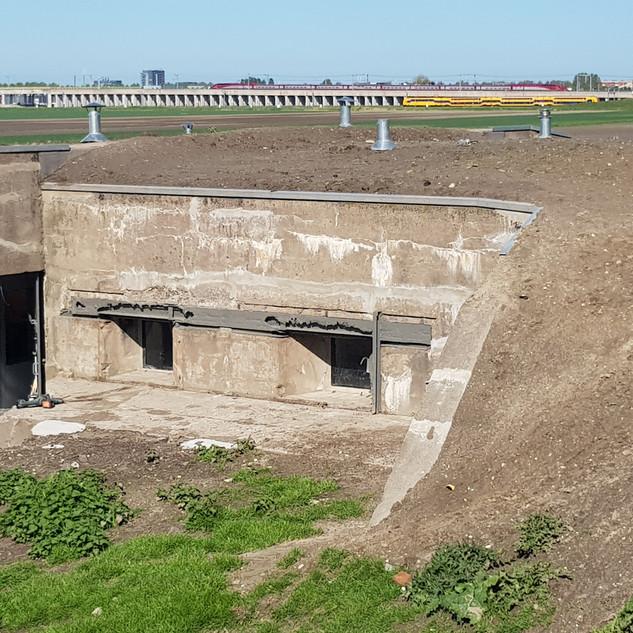Bunkers Geniedijk