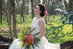 Woodland Colour pop bouquet