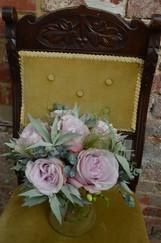 Secret Garden rose bridal bouquet