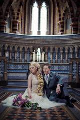 Rapunzel theme wedding inside the tower
