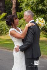 East Hamptead Park wedding bouquet