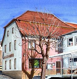 leckeres Essen im Gasthaus Wachter Trosdorf bei Bischberg im Landkreis Bamberg
