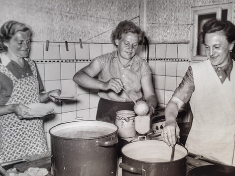 alte Eindrücke und Bilder aus dem Gasthaus Wachter Trosdorf
