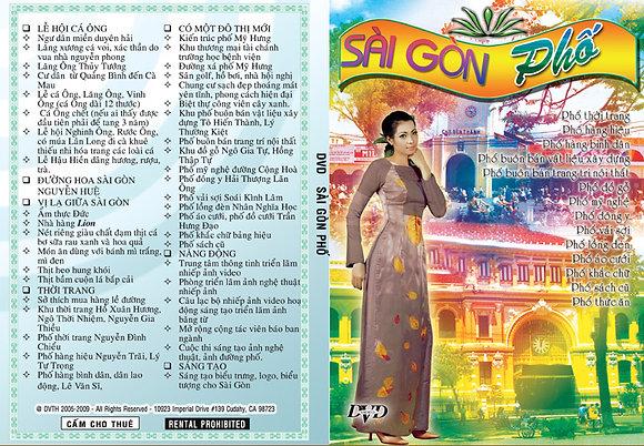 DVD Sai gon pho