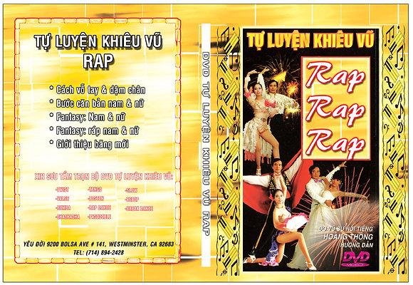 DVD Tu Luyen Khieu Vu Rap