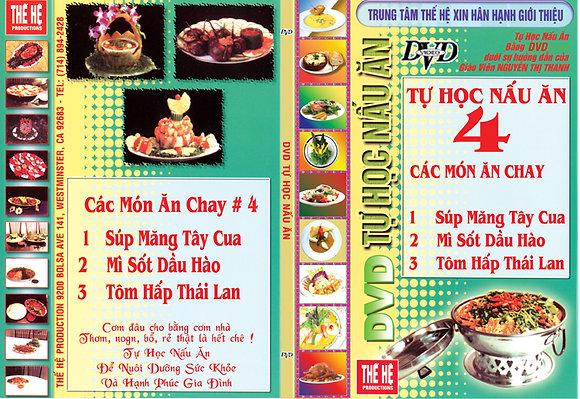 DVD Tu Hoc Nau An #04