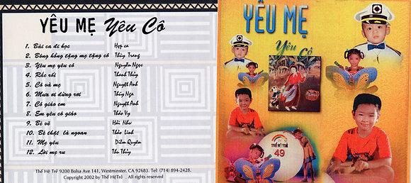 CD The He Tre #49 Yeu Me Yeu Co