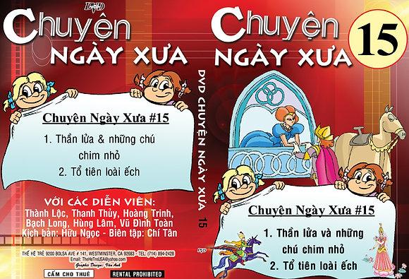 DVD Chuyen Ngay Xua # 15
