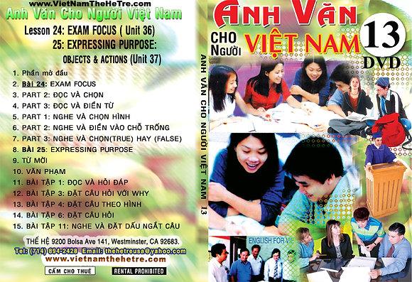 DVD Tu Hoc Anh Van 13