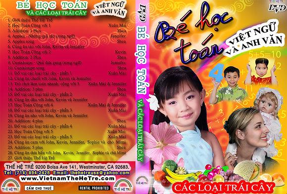 DVD Be Hoc Song Ngu # 06