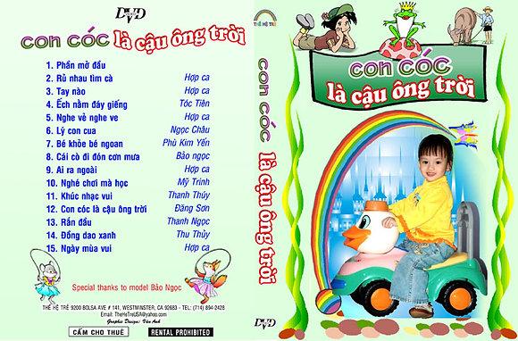 DVD Ca Nhac The He Tre # 04 Con Coc La Cau Ong Tro