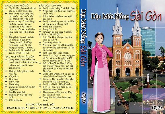 DVD Diu Mat Nang Saigon
