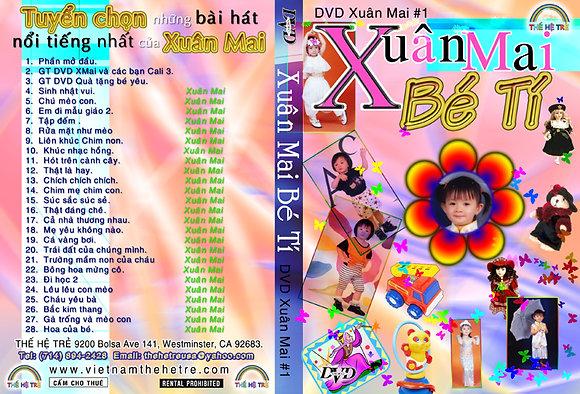 DVD Xuan Mai # 01
