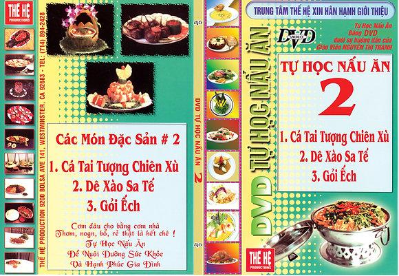 DVD Tu Hoc Nau An #02