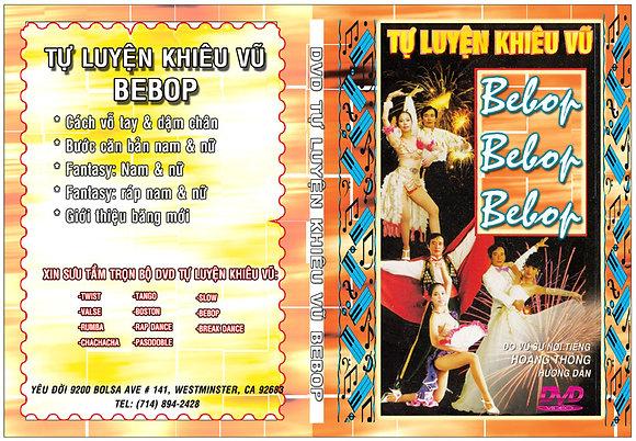 DVD Tu Luyen Khieu Vu Bebop