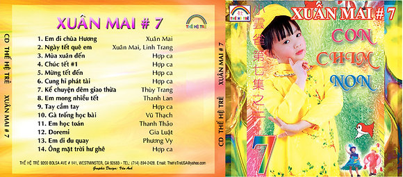 CD Xuan Mai # 7