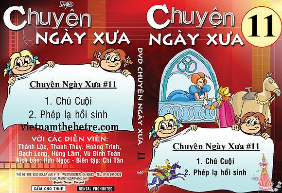 DVD Chuyen Ngay Xua # 11