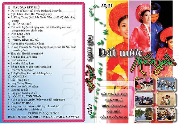 DVD Dat Nuoc Men Yeu