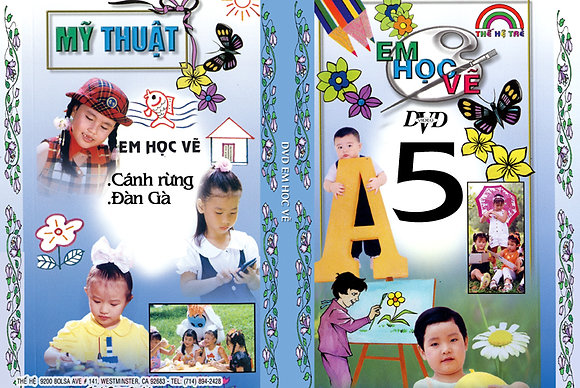 DVD Em Hoc Ve # 5