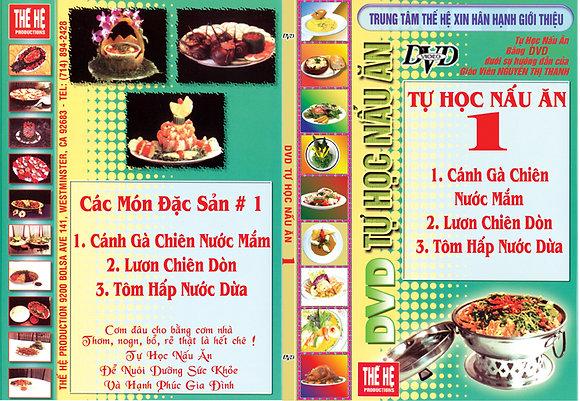 DVD Tu Hoc Nau An #01